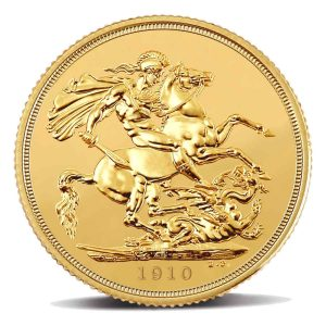 Sterlina-Oro-The-Royal-Mint-Edoardo-VII-1910