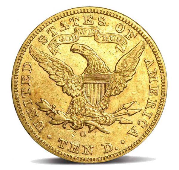 10-dollari-Mezza-Aquila-Liberty-Head