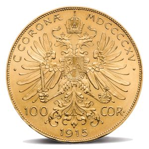 100-Corone-Austria-F-G-retro
