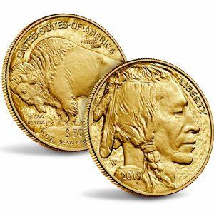 American-Gold-Buffalo-2019-fronte-retro