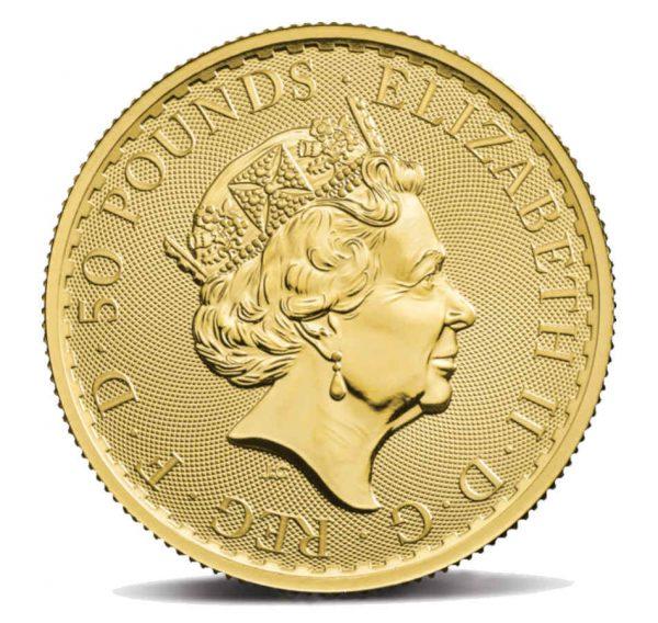 Elisabetta-II-Britannia-1/2-oz