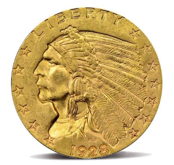 2.5-dollari-Indiano-fronte