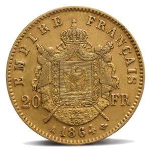 20-franchi-francia-napoleone-III-testa-laureata-retro