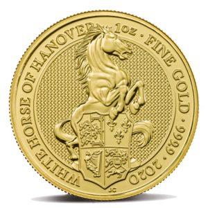 Queens-Beast-Cavallo-Bianco-di-Hanover-oro-1-oz